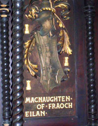 Macnaughten Church Seat